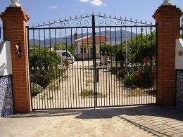 Iron worx security windows gates grills rejas - Worx espana ...